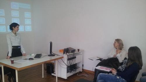 Jovana Savić održala predavanje budućim producentima