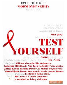 Modna revija Test Yourself