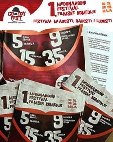 Prvi međunarodni festival filmske komedije1