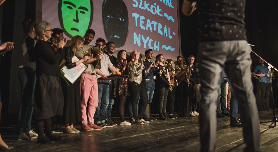 Dodela nagrada - Festival pozorišnih škola u Lođu, 2017.