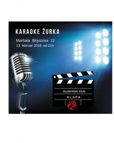 KARAOKE ŽURKA-2